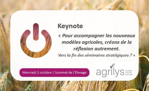 Keynote Agrilys
